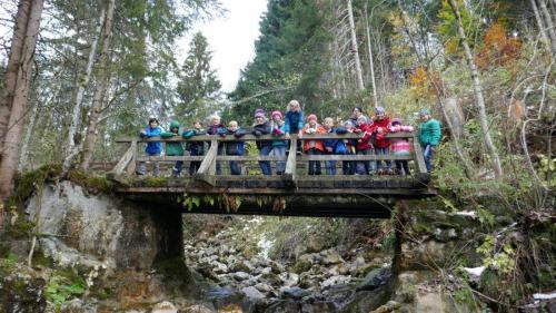 Herbstlager 2018 in Latschau