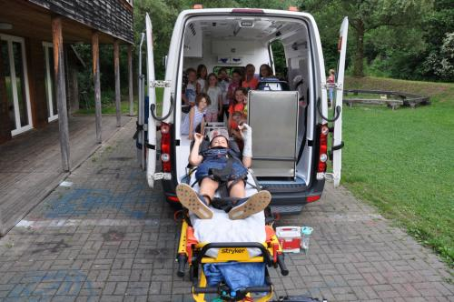 Rettungswagen 2017
