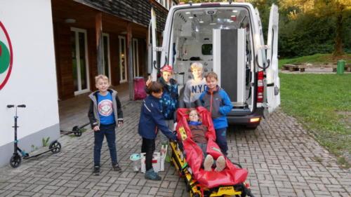 Rettungsauto Wölflinge 23.09.2019