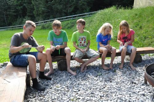 Sommerlager der WiWö 2017