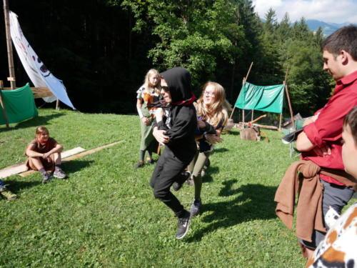 Sommerlager 2019 der GUSP in Bludenz
