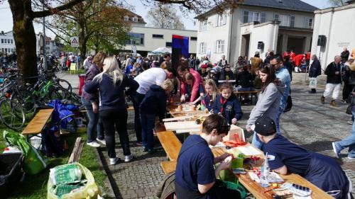 Vorklöstner Fest 14.04.2018