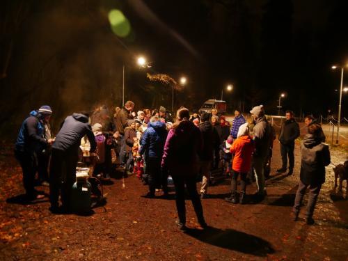 Waldweihnachtsfeier 2017